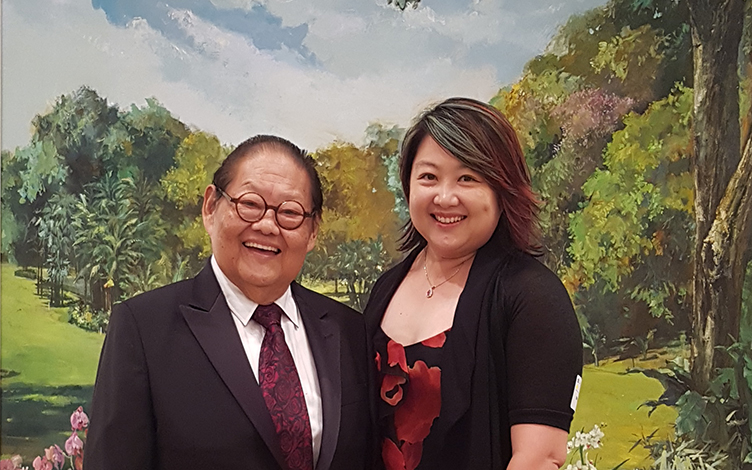 Moses Lim Grace Lim Praise Japan