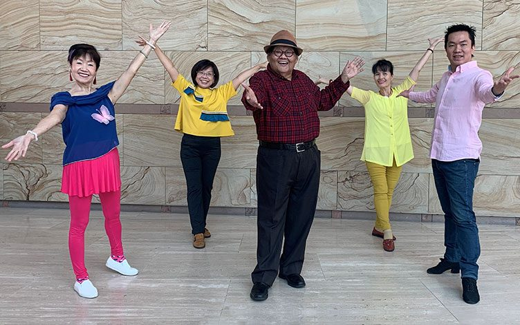 Dancercise with Moses Lim